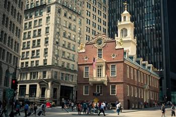 Boston & Salem Mass.